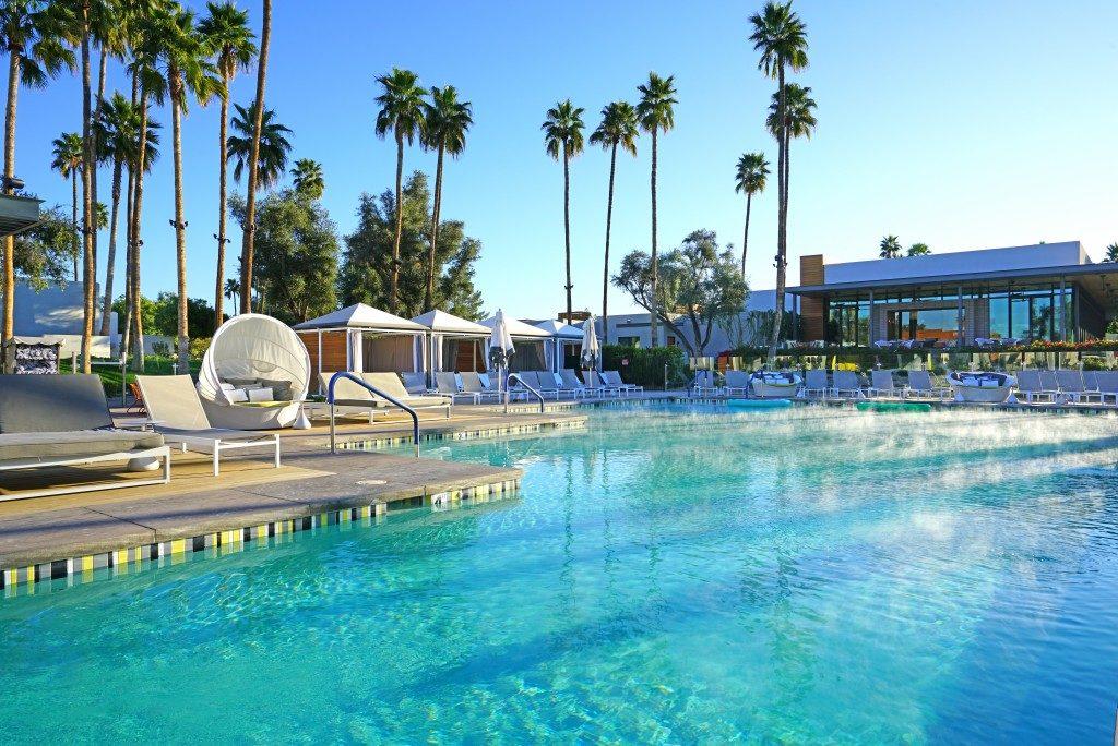 Pools in LA