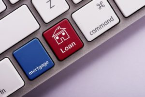 loan tab on keyboard