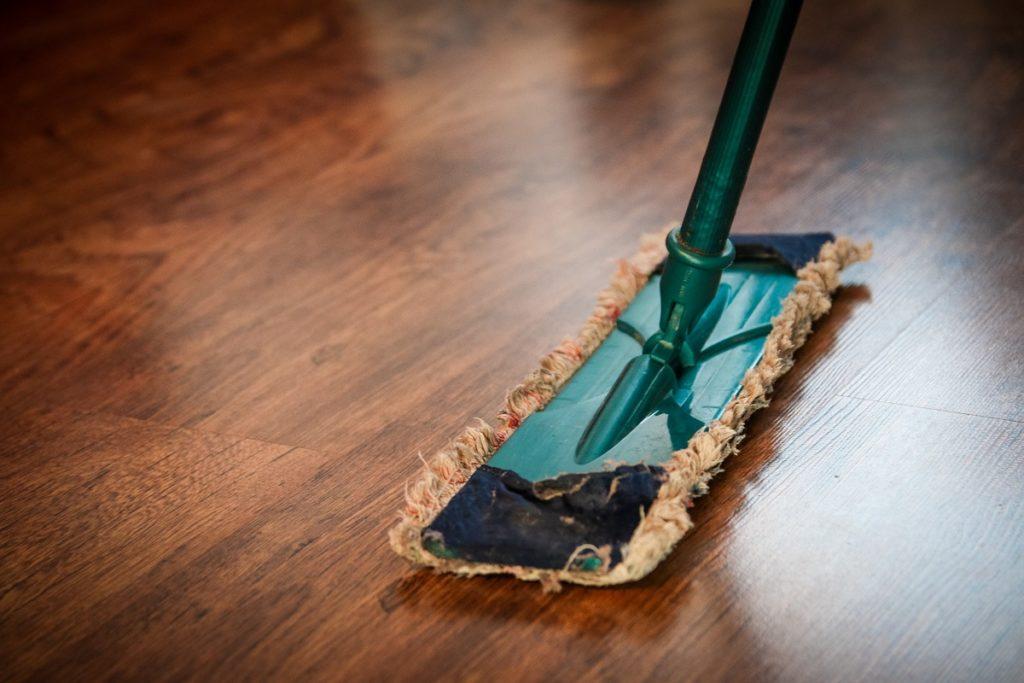 floor mopping