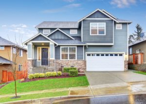 curb appeal of house
