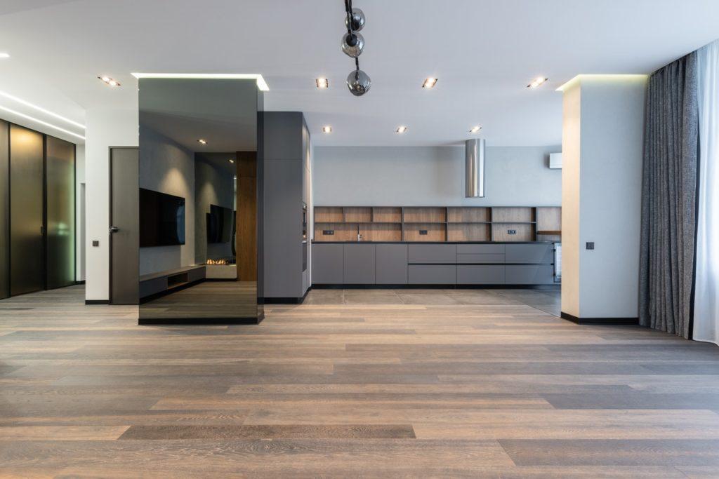 an apartment unit
