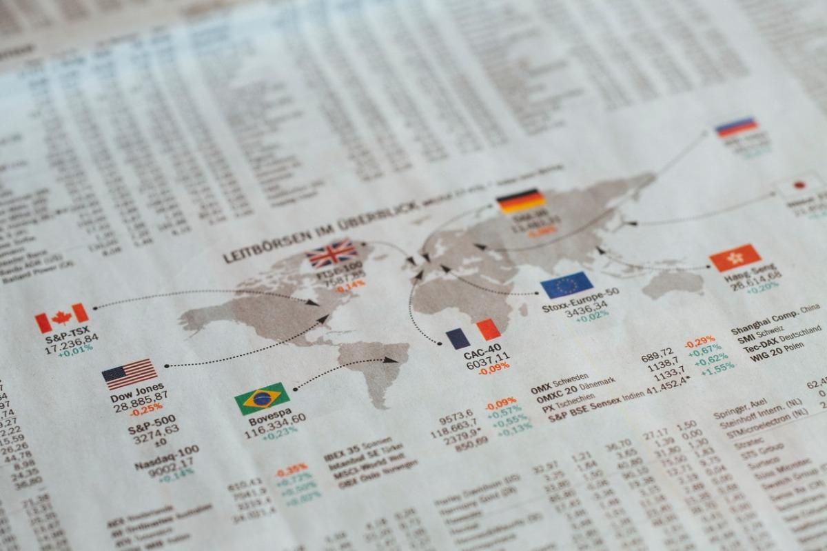 economics map