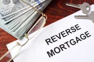 reverse mortgage document